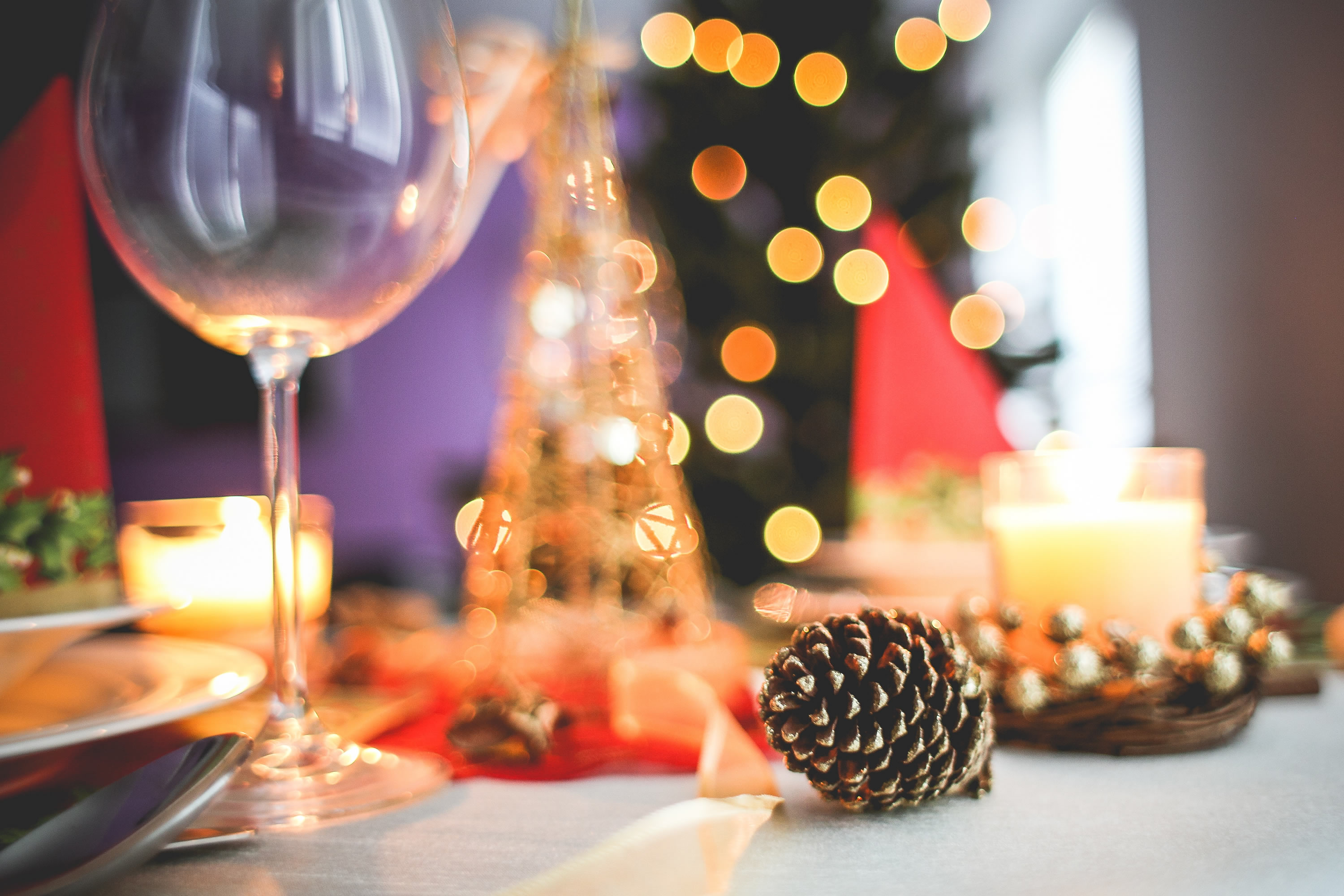 Christmas Parties at Deepdale